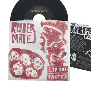 "Rubber Mate: Cha Boi 7"" (new)"