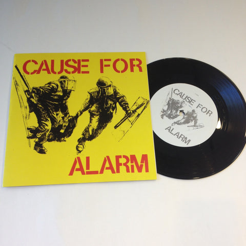 Cause for Alarm: S/T 7""