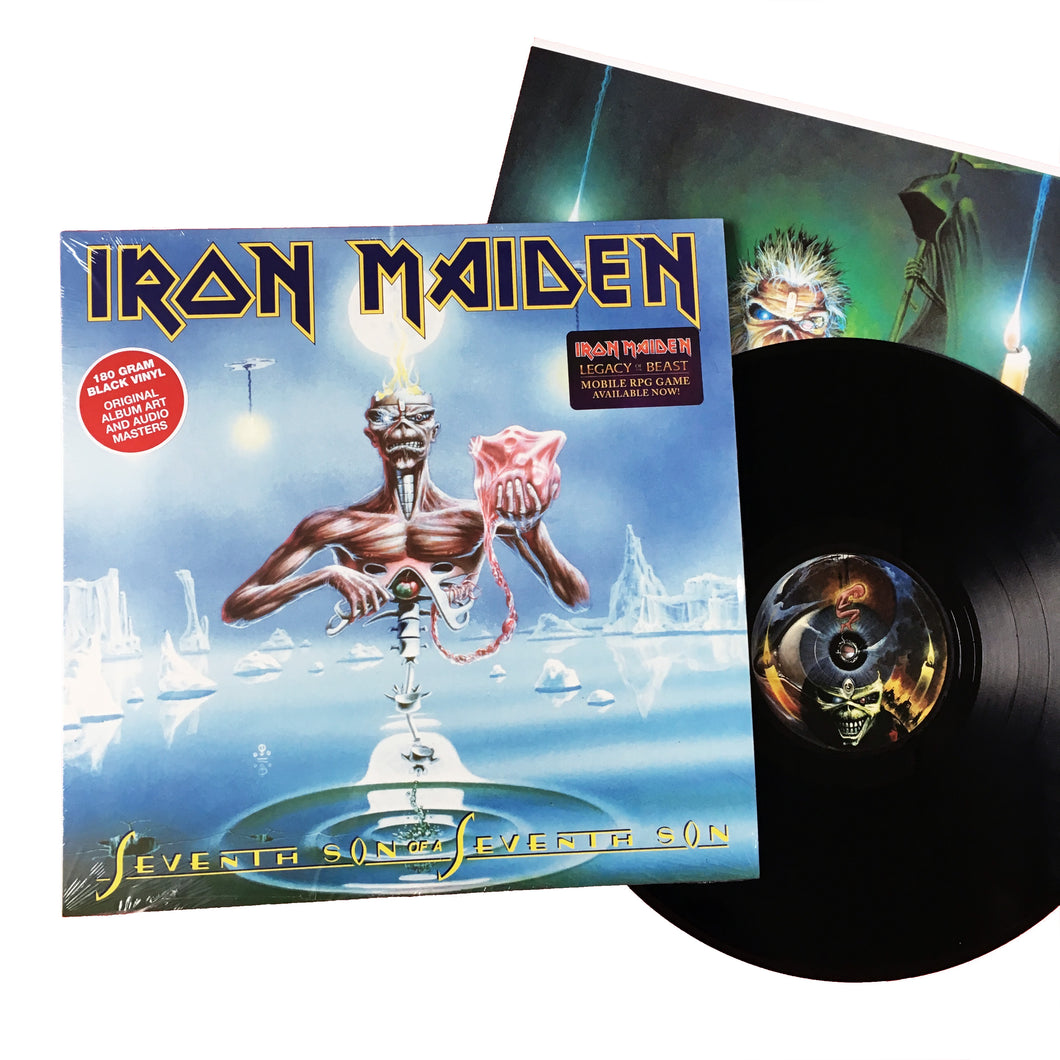 Iron Maiden: Seventh Son of a Seventh Son 12