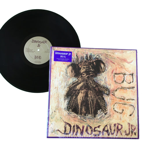 Dinosaur Jr: Bug 12