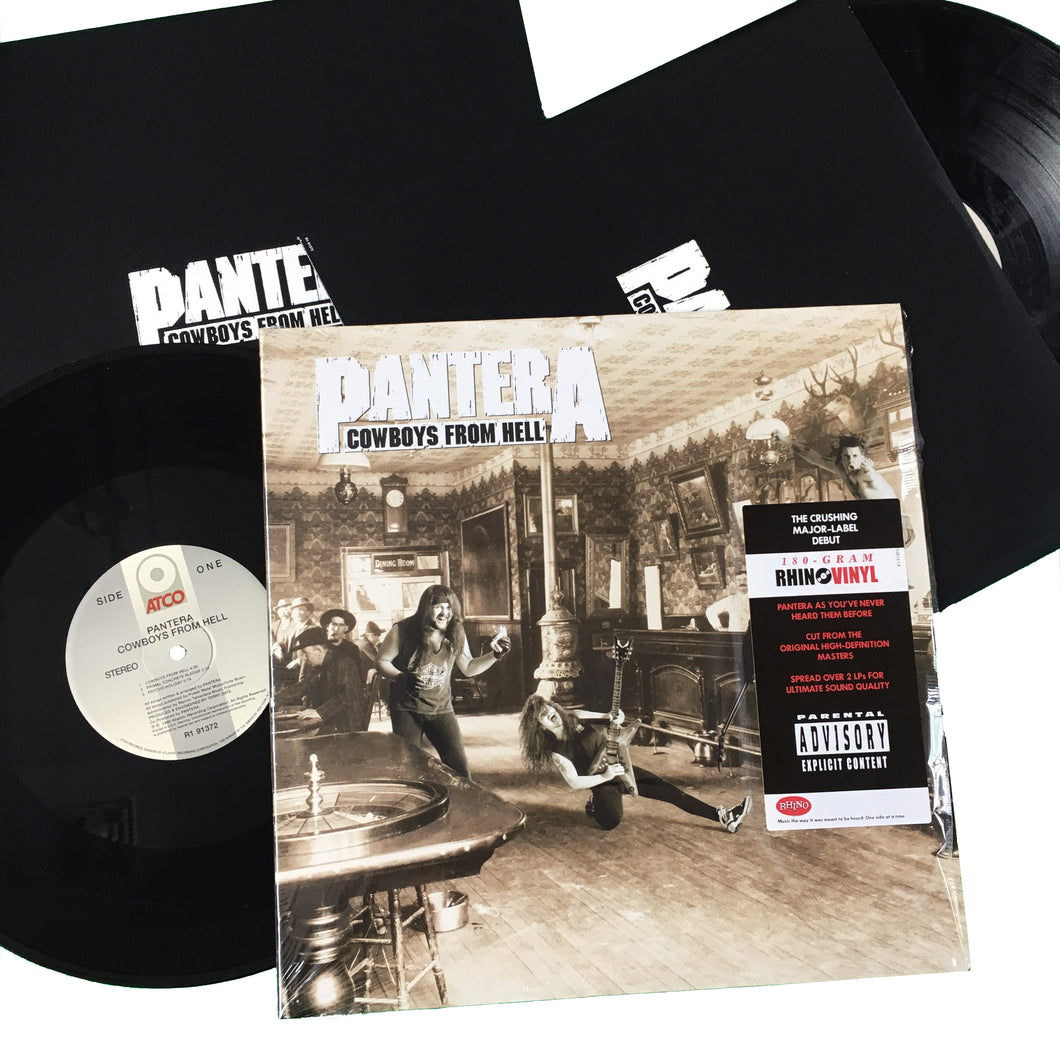 Pantera: Cowboys From Hell 2x12