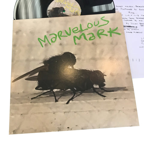 "Marvelous Mark: Buzzin' 12"" (new)"