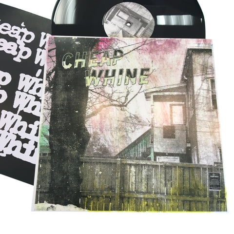 "Cheap Whine: S/T 12"" (new)"