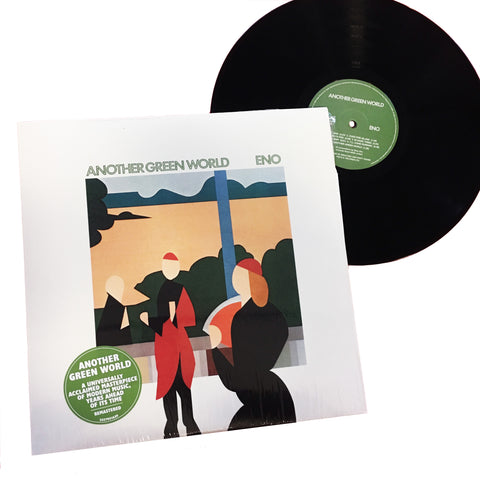 Brian Eno: Another Green World 12""