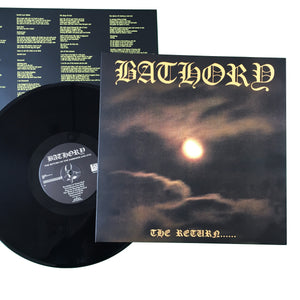 Bathory: The Return 12""