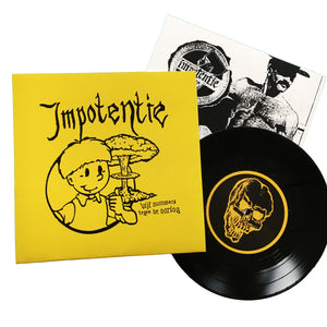Impotentie: Demonstratieve Opnamens 7""