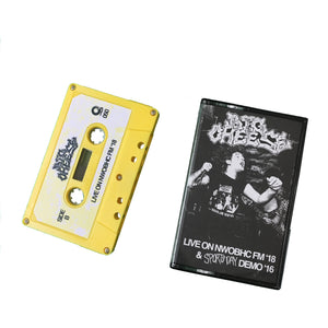 Big Cheese: Live on NWOBHC FM & Sports Day Demo cassette