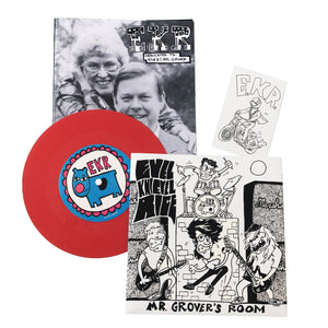 Evel Knievel Rice: Mr. Grover's Room 7""