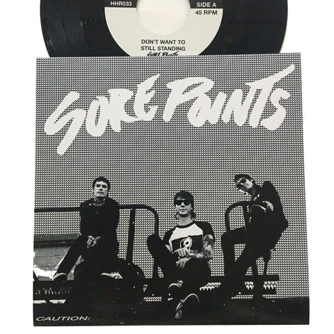 "Sore Points: Don't Want To 7"" (new)"