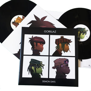 Gorillaz: Demon Days 12""