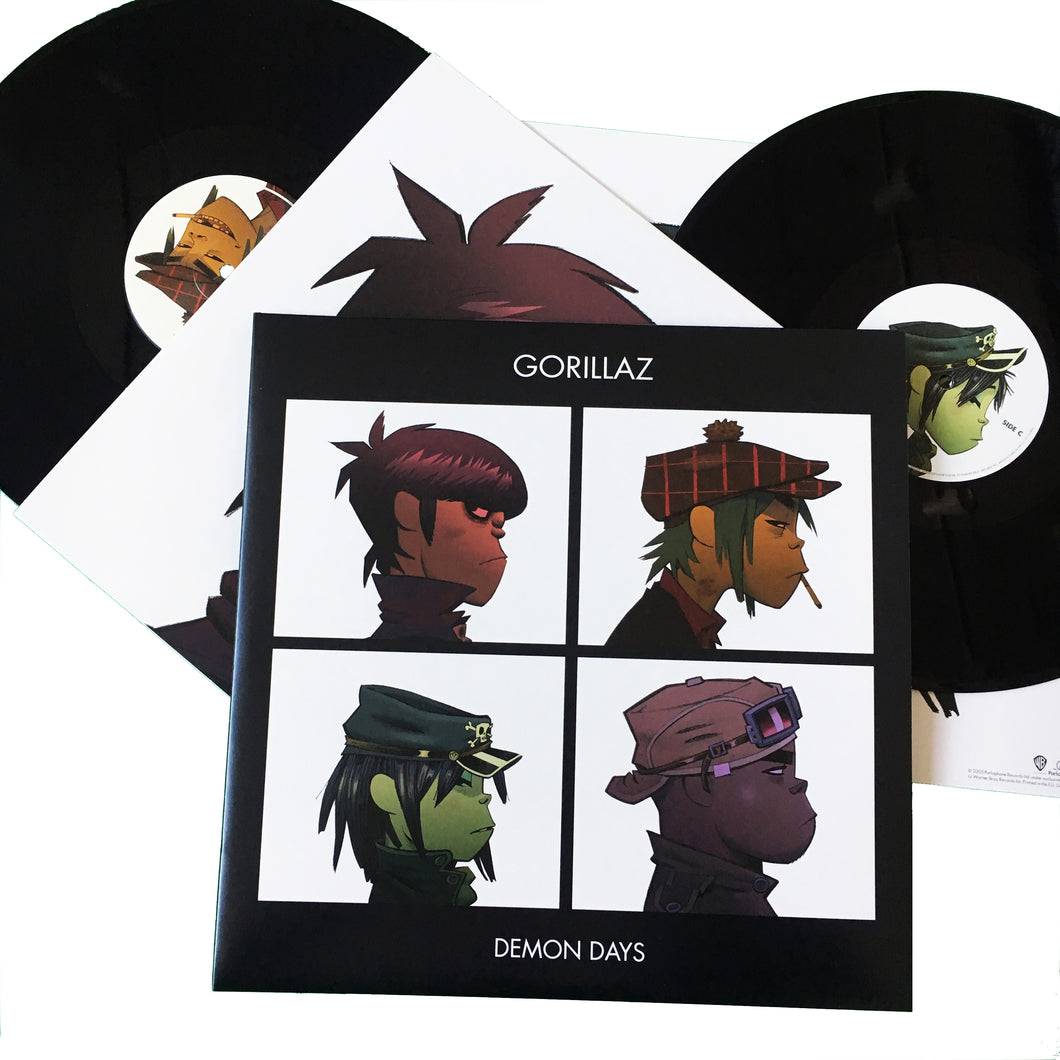 Gorillaz: Demon Days 12
