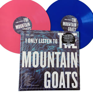 Various: I Only Listen to the Mountain Goatst: All Hail West Texas 12""