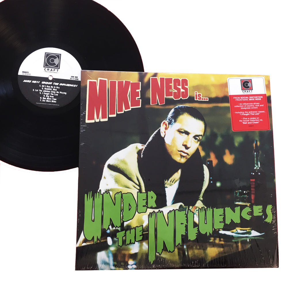 Mike Ness: Under the Influences 12