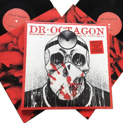 Dr. Octagon: Moosebumps 2x12