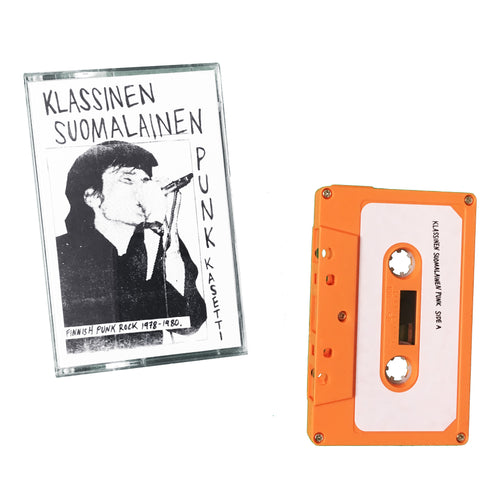 Various: Finnish punk rock 78-80 cassette