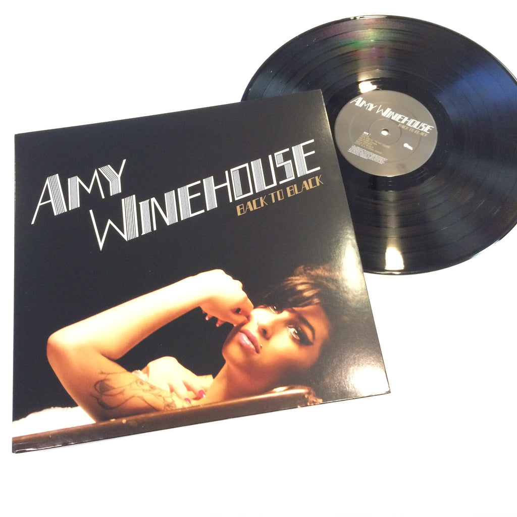 Amy Winehouse: Back to Black 12""