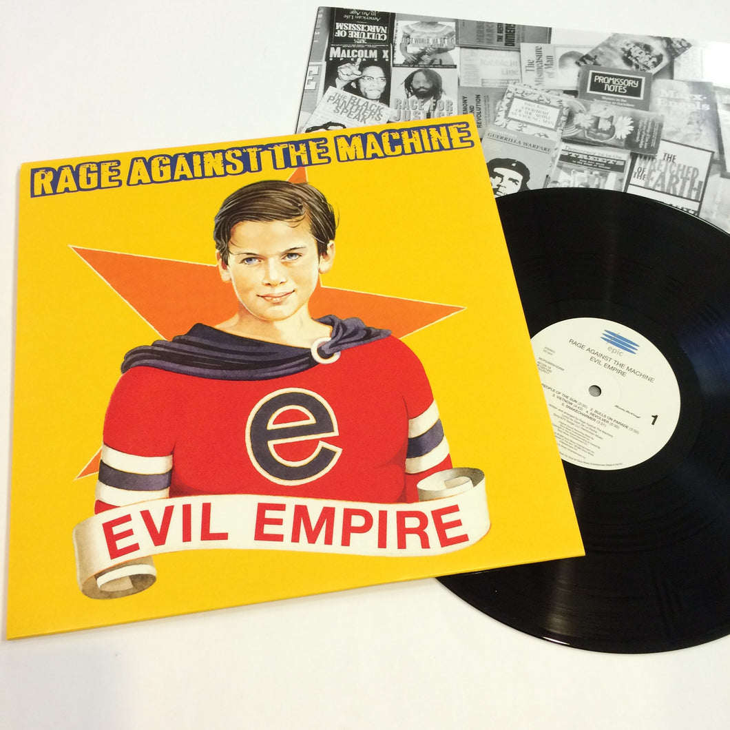 Rage Against the Machine: Evil Empire 12