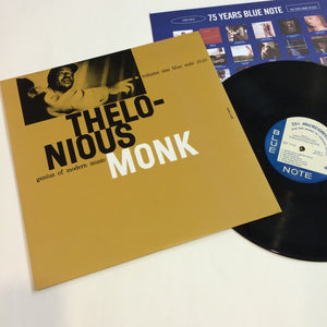 Thelonious Monk: Genius of Modern Music 12""