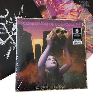 Corrosion of Conformity: No Cross No Crown 2x12""