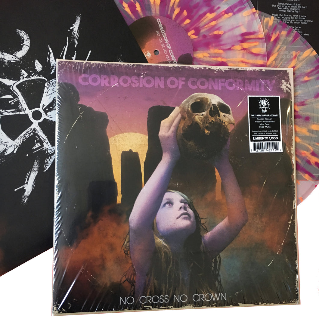 Corrosion of Conformity: No Cross No Crown 2x12