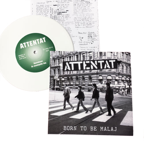 Attentat: Born to Be Malaj 7