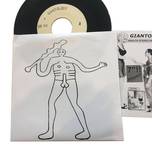 Giantology: Hold Me Down / The Great Refrigerator 7""