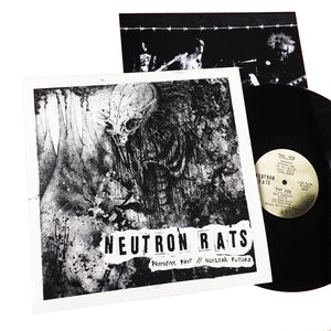 Neutron Rats: Primitive Past / Nuclear Future 12""
