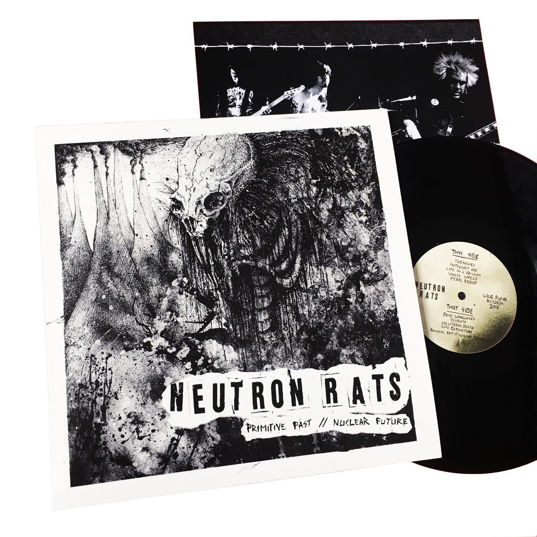 Neutron Rats: Primitive Past / Nuclear Future 12