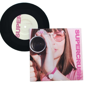 Supercrush: I Can't Lie b/w Walking Backwards 7""
