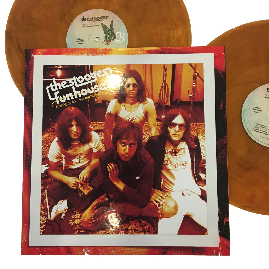 The Stooges: Highlights from the Fun House Sessions 12
