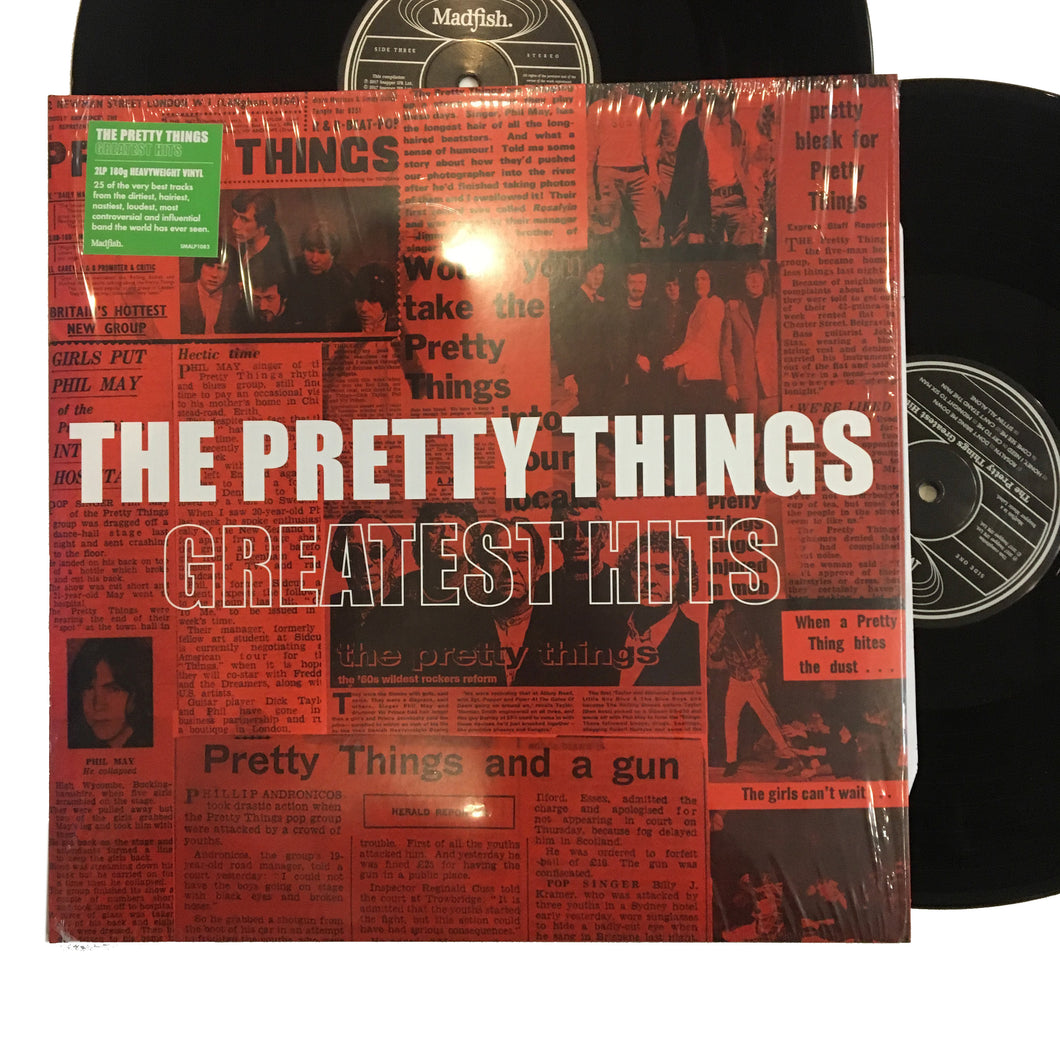 Pretty Things: Greatest Hits 12