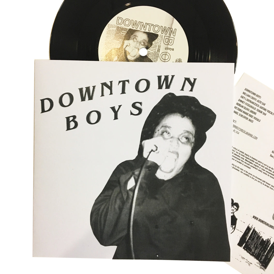 Downtown Boys: S/T 7