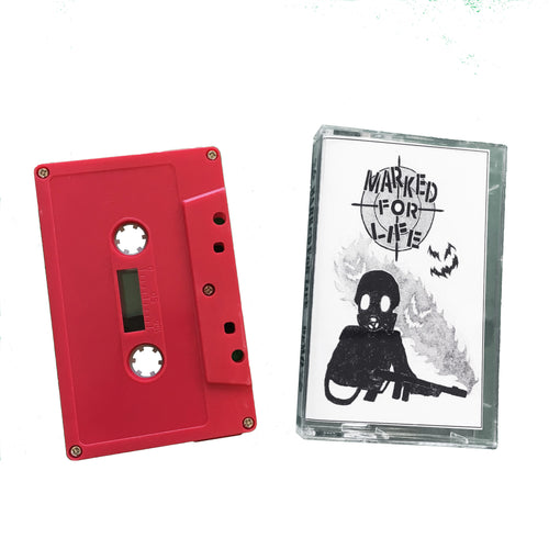 Marked For Life: Demo cassette