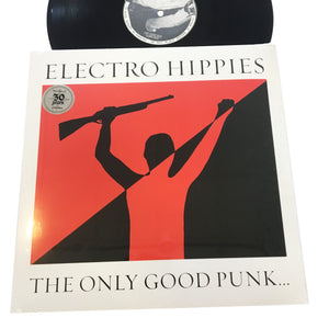 Electro Hippies: The Only Good Punk Is a Dead Punk 12""