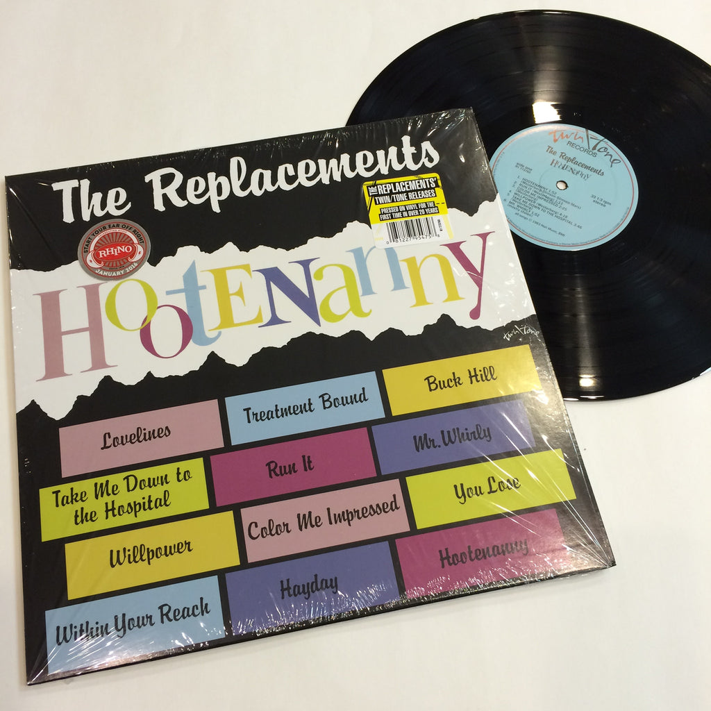 The Replacements: Hootenanny 12""