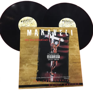 Makaveli: The 7 Day Theory 2x12""