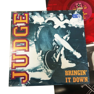 Judge: Bringin' It Down 12""