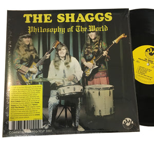 The Shaggs: Philosophy of the World 12""