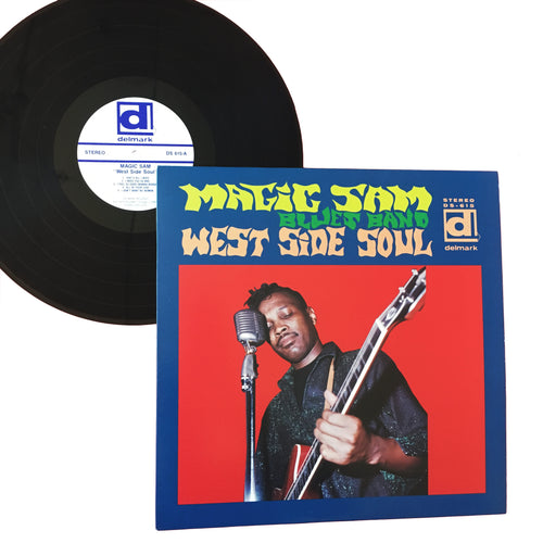Magic Sam: West Side Soul 12