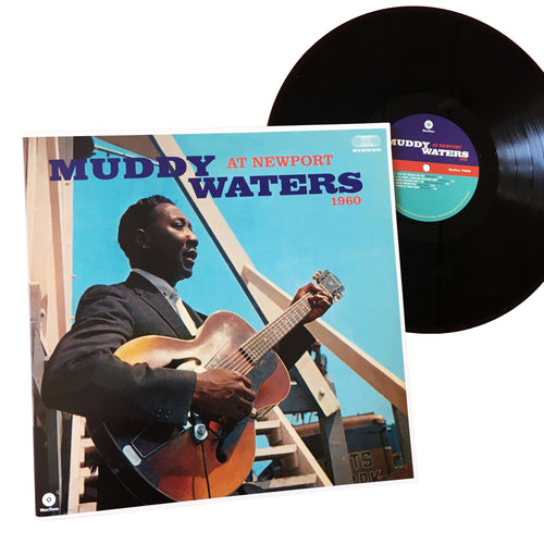 Muddy Waters: At Newport 1960 12