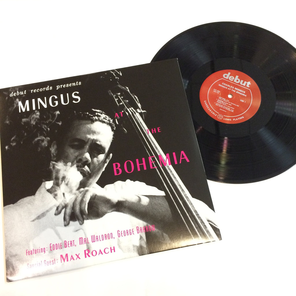 Charles Mingus: Mingus at the Bohemia 12""