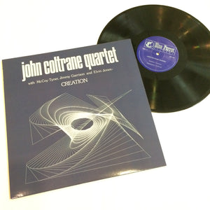 John Coltrane: Creation 12""
