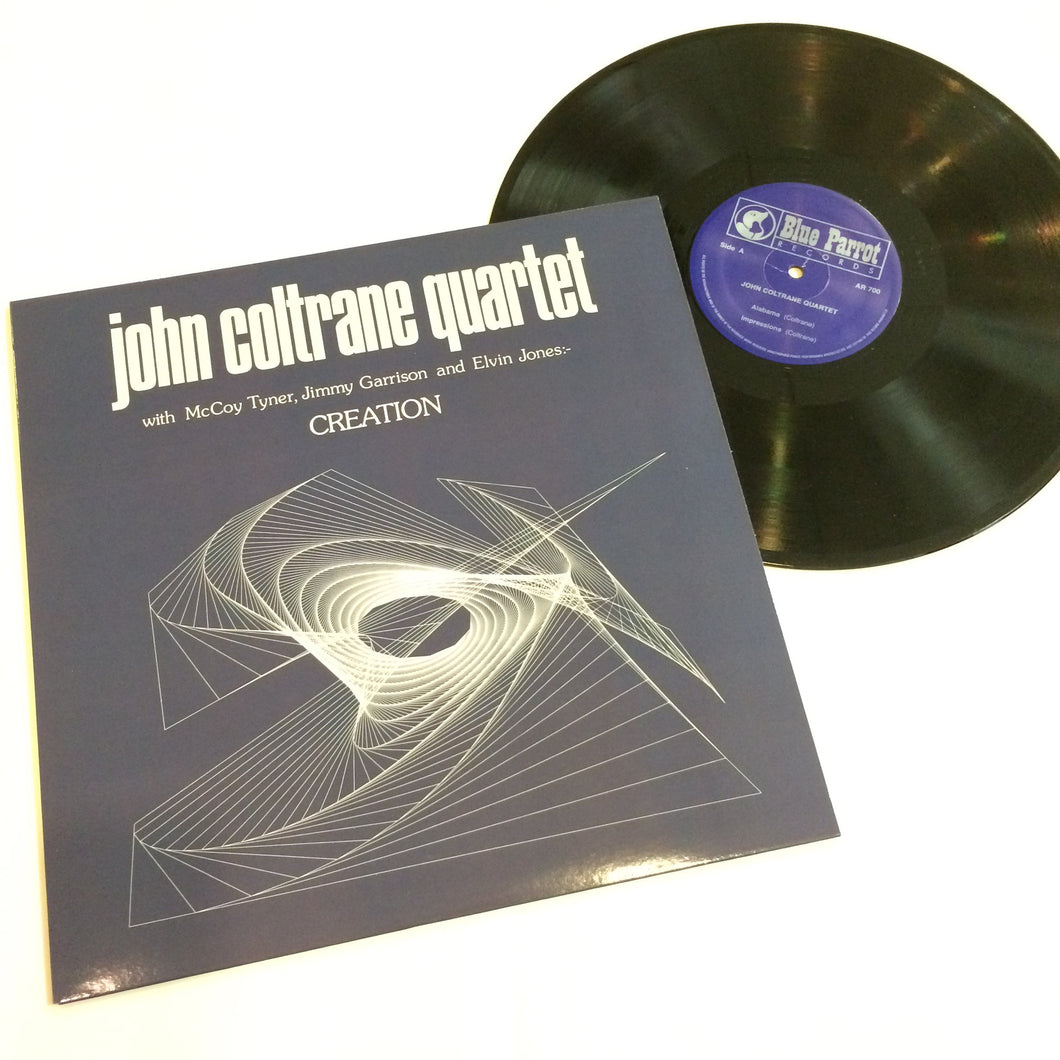 John Coltrane: Creation 12