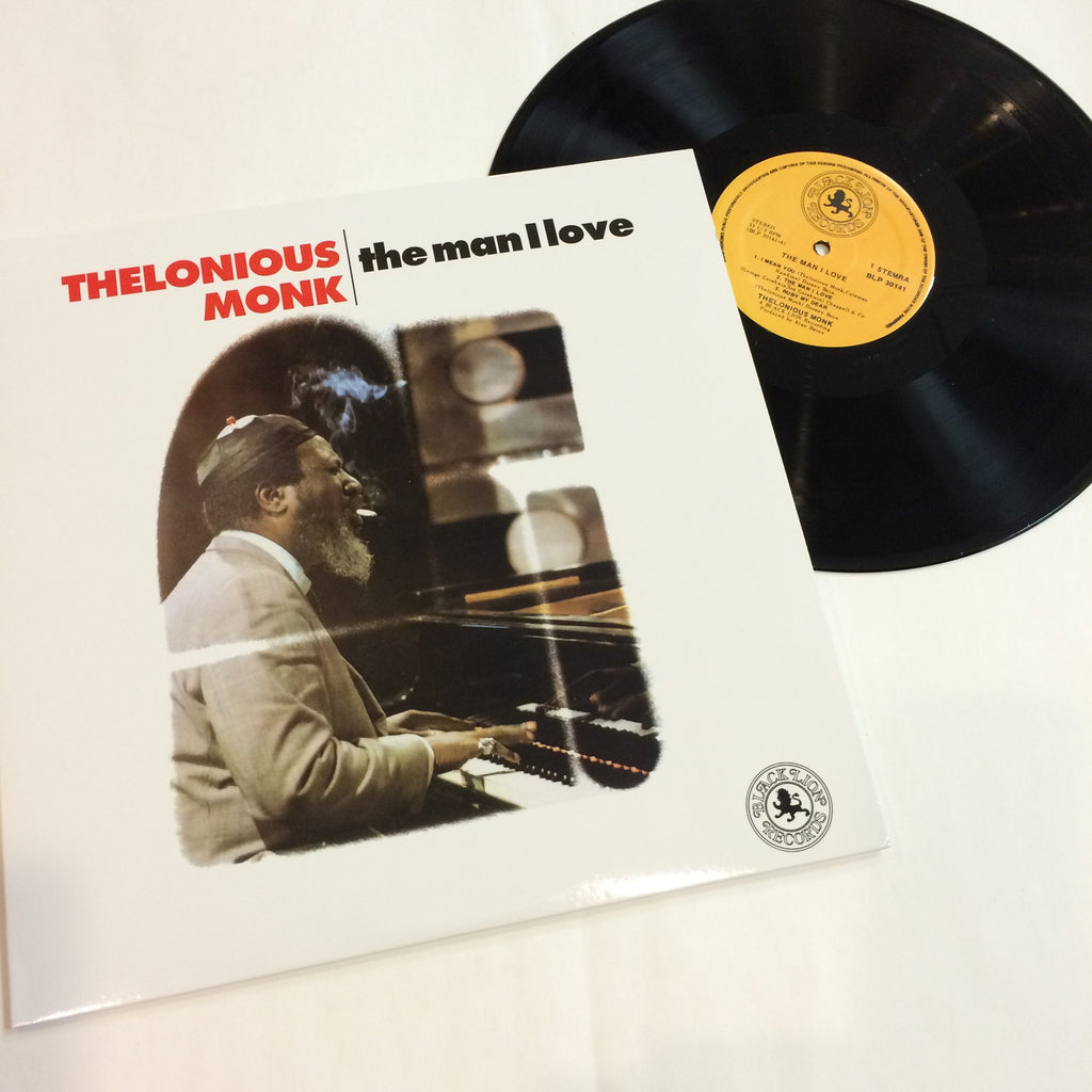 Thelonious Monk: The Man I Love 12""