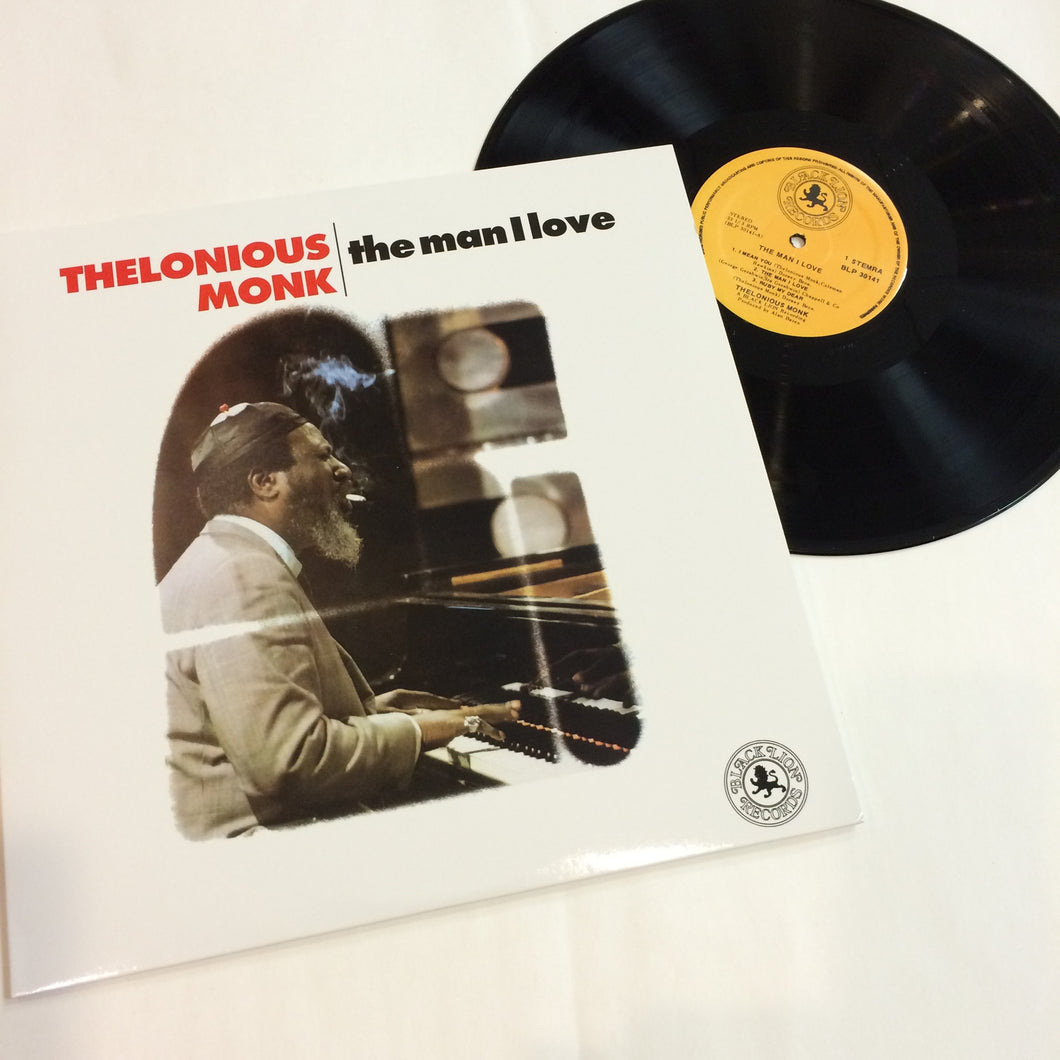 Thelonious Monk: The Man I Love 12