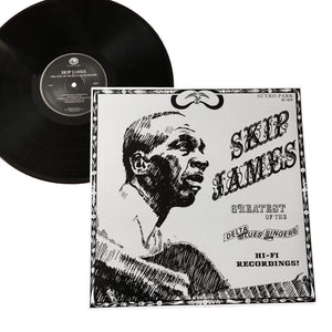 Skip James: Greatest of the Delta Blues Singers 12""