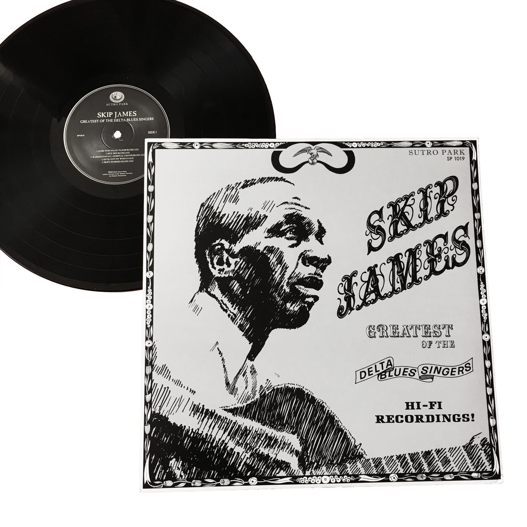 Skip James: Greatest of the Delta Blues Singers 12