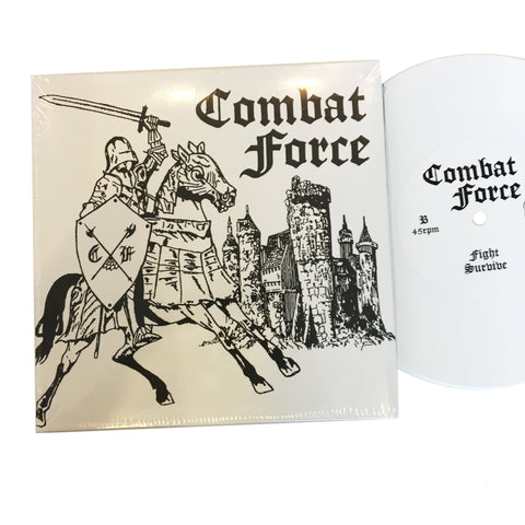 "Combat Force: Demo 7"" (new)"