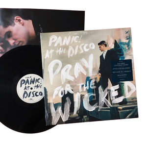 Panic! at the Disco: Pray for the Wicked 12""