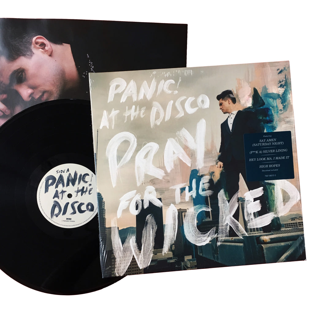 Panic! at the Disco: Pray for the Wicked 12